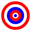 Stock Photo: Bulls eye