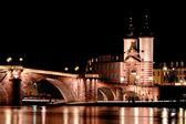 Heidelberg bridge — Stock Photo