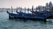 Venice sunset — Stock Photo
