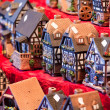 Toy houses — Stock Photo