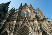 Cathedral in Cologne — Stock Photo
