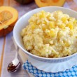 Pumkin millet porridge — Stock Photo #1031772