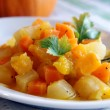 Steam autumn vegetables ragout — Stock Photo #1031788