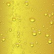 Seamless beer drop texture — ストックベクタ