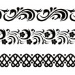 Royalty-Free Stock Vector Image: Seamless border