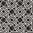 Seamless egypt pattern - Stockvectorbeeld