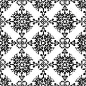Sömlös klassiska tapeter — Stockvektor