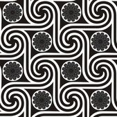 Seamless egypt pattern — Stock Vector