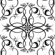 Seamless Renaissance Wallpaper - Stock Vector
