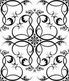 无缝的文艺复兴壁纸 — 图库矢量图片
