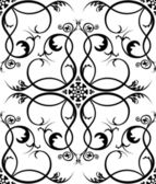 Seamless Renaissance Wallpaper — Stock Vector