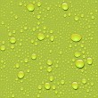 图库矢量图片: Seamless water drop texture