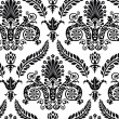 Seamless Renaissance Wallpaper — Vecteur #1162203