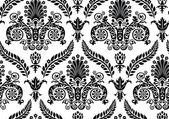 Seamless Renaissance Wallpaper — Vettoriale Stock