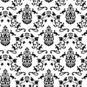 Seamless Classicism pattern — Stock Vector