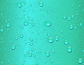 Seamless water drop texture — Stockvektor