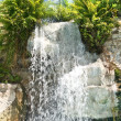 Mountain waterfall in malaysirainfores — Foto de stock #1049228