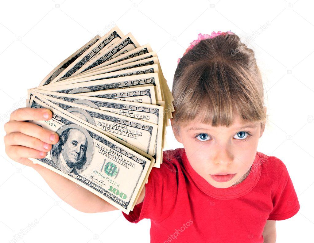 Baby photo contest money