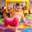 Child in playroom — Stock Photo #2303116