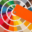 Color guide — Stockfoto #1021981