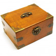 Old wooden box — Stock Photo #1026985