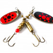 Stock Photo: Two Fishing Lure
