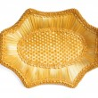 Royalty-Free Stock Photo: Wicker tray