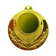 Royalty-Free Stock Photo: Gold silver and bronze medals