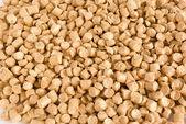 木质颗粒燃料 — 图库照片