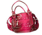 Red female bag — Stock Photo