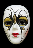 Venezianische maske — Stockfoto