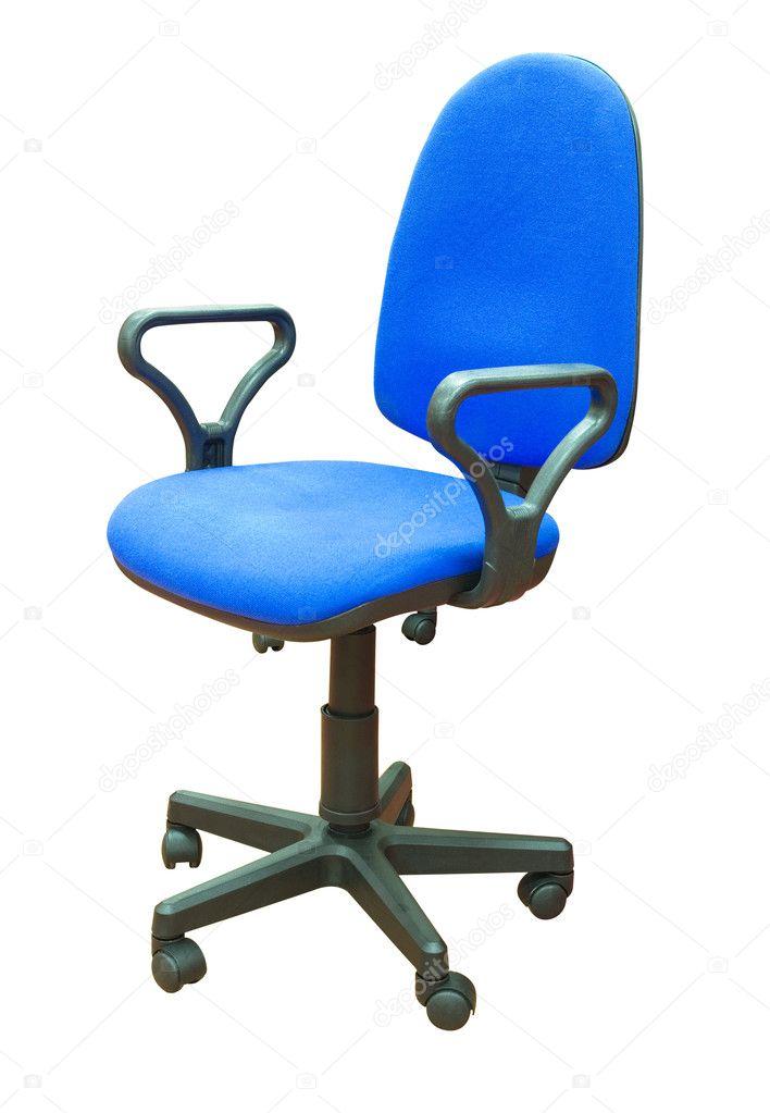 Chaise De Bureau Bleu Photographie Coprid 1024848