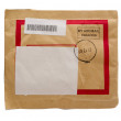 Air mail envelope - Foto Stock
