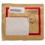 envelope do correio de ar — Foto Stock