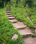 Winding Steps — Stock Photo