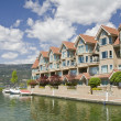Waterfront condos — Stock Photo #1060543