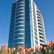 Stock Photo: Apartment highrise