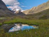 Rocky Mountain Reflection — Stock Photo
