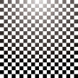 Stock Vector: Checkered grid tile