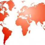 World map — Stock Vector #1115977
