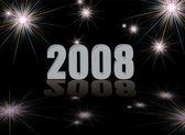 2007 date — Stock Vector