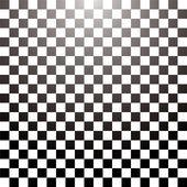 Checkered grid tile — Stock Vector