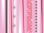 Wrapping paper ruddy — Stock Vector