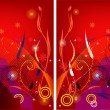 Royalty-Free Stock Vector Image: Music, party, mood