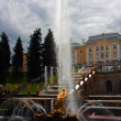 Stock Photo: Peterhof.