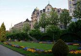 Swiss, Lausanne — Stock Photo