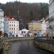 Karlovy Vary - Stock Photo