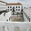 Elmina Castle in Ghana — Stock Photo