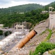 Hydro Electric Plant in Ghana — Stock Photo