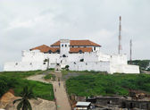 Elmina Fort near Accra in Ghana — Stock Photo